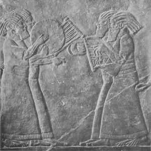 メソポタミアのレリーフ画像